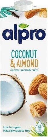 Coconut & almond - Product - fr
