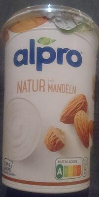 Natur mit Mandeln - Produkt - de