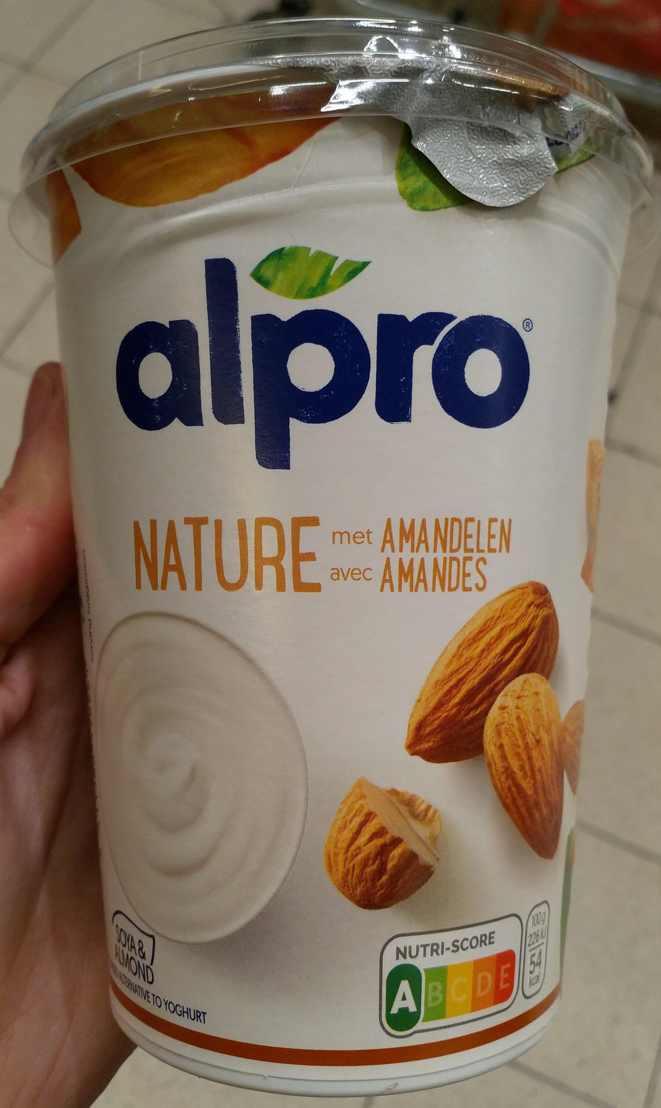 Natur mit Mandeln - Product - nl