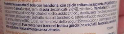 Alpro almond - Ingredienti - it