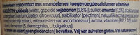 Natur mit Mandeln - Ingrediënten - nl
