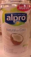 Nature à la noix de coco - Producto