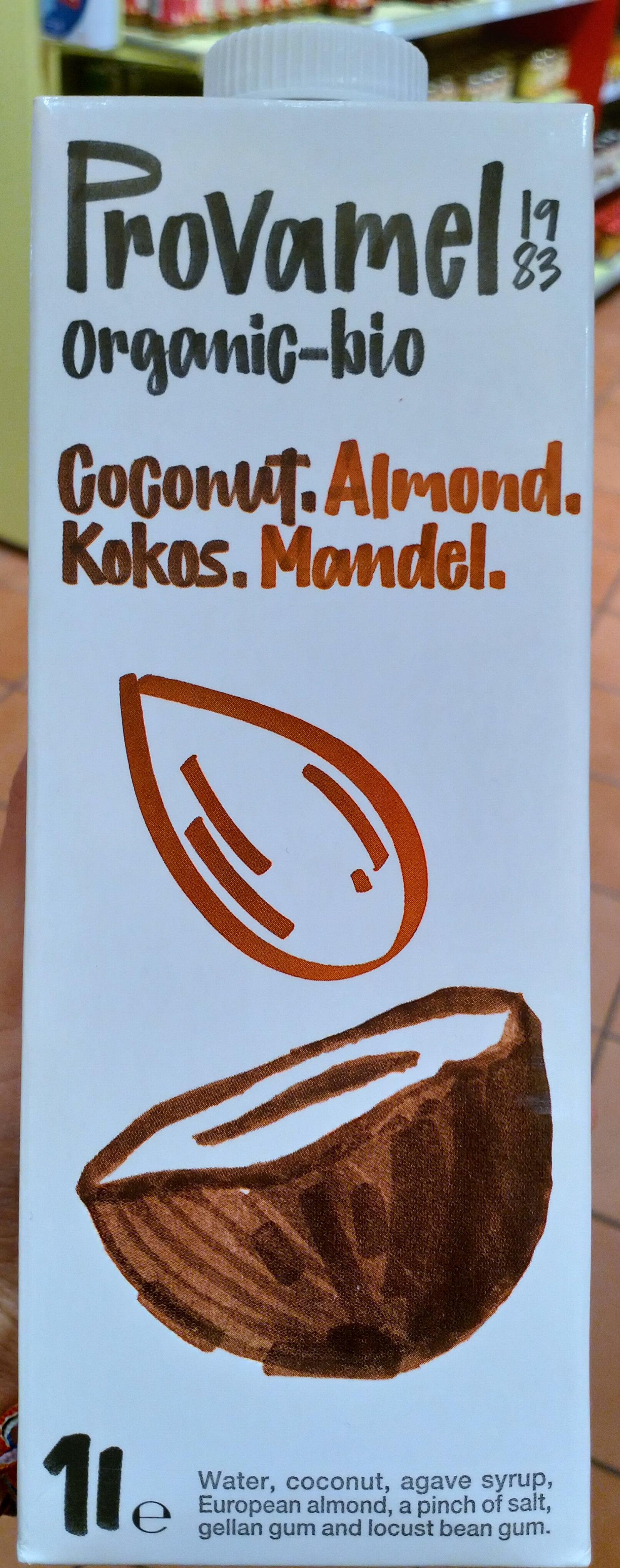 Noix de coco-amande - Product - nl