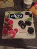 Alpro Framboise-Cranberry, Mûre - Producto