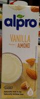 Amande Goût vanille - Product - en