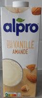 Goût vanille amande - Prodotto - fr