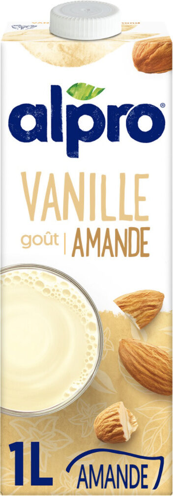 Amande Goût vanille - Produit - fr