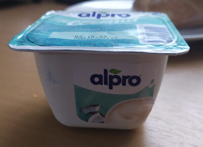 Alpro coconut desert - Produit - cs