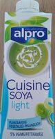Alpro Cuisine Soya light - Produkt - fr