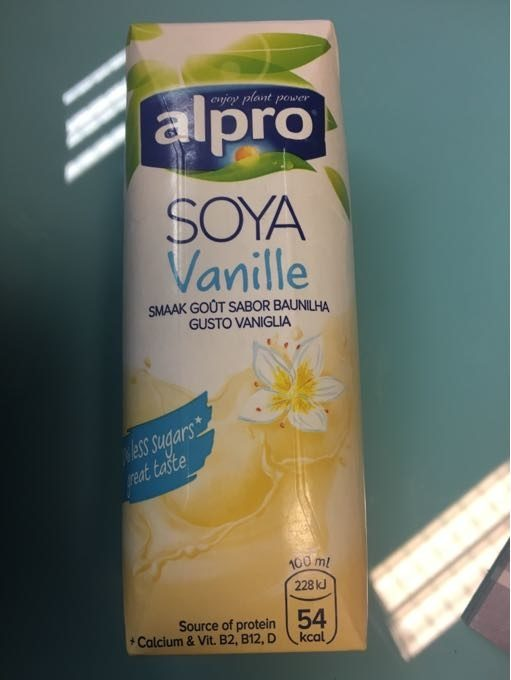 Soya vanille - Product