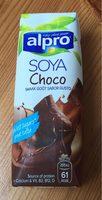 Chocolate Flavour Plant-based drink - Produit - fr