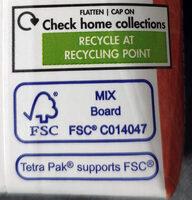 Soya drink chocolate flavour - Recyclinginstructies en / of verpakkingsinformatie - en