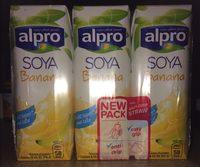 Soya Banane - Product - fr