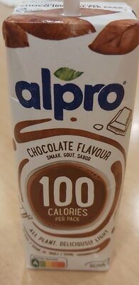 Alpro chocolate Flavout - Product - fr