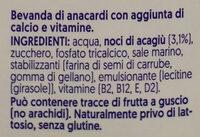 Cashew - Ingredienti - it