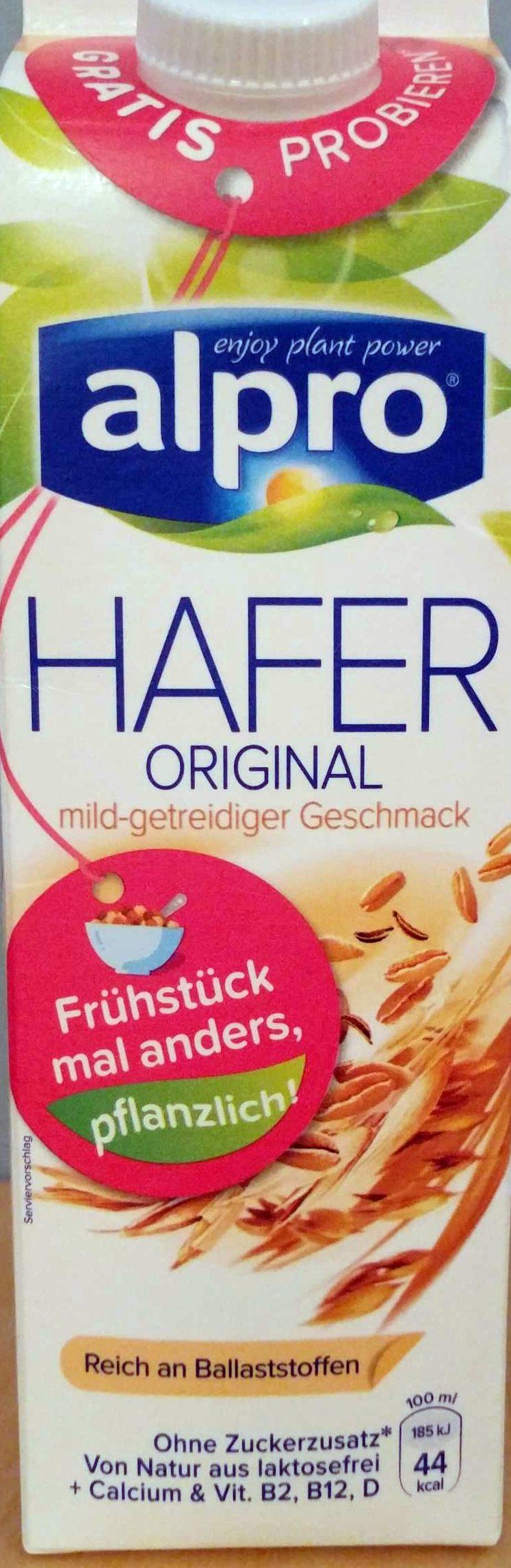 Oat milk - Produkt - de