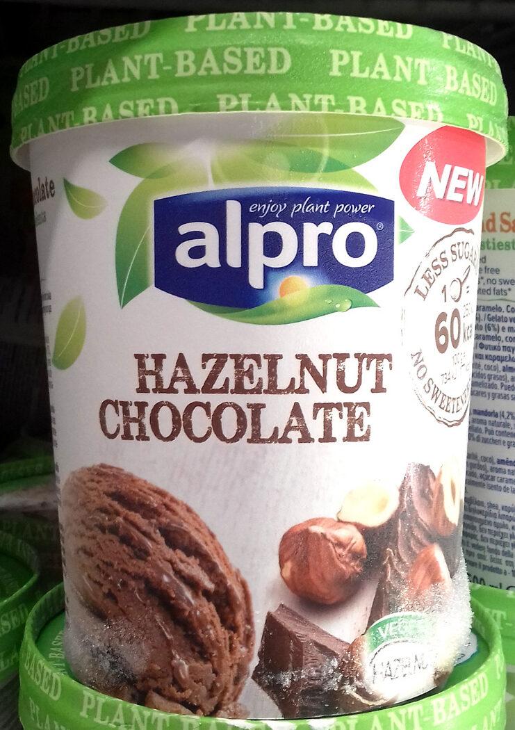 Hazelnut chocolate - Product - en
