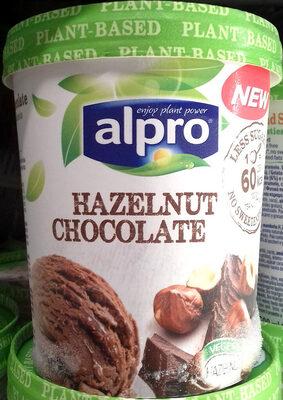 Alpro Hazelnut Chocolate Ice Cream 500ML - Producto - es