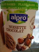 Hazelnut chocolate - Produit - fr