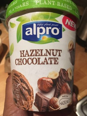Alpro Hazelnut Chocolate Ice Cream 500ML - Produit