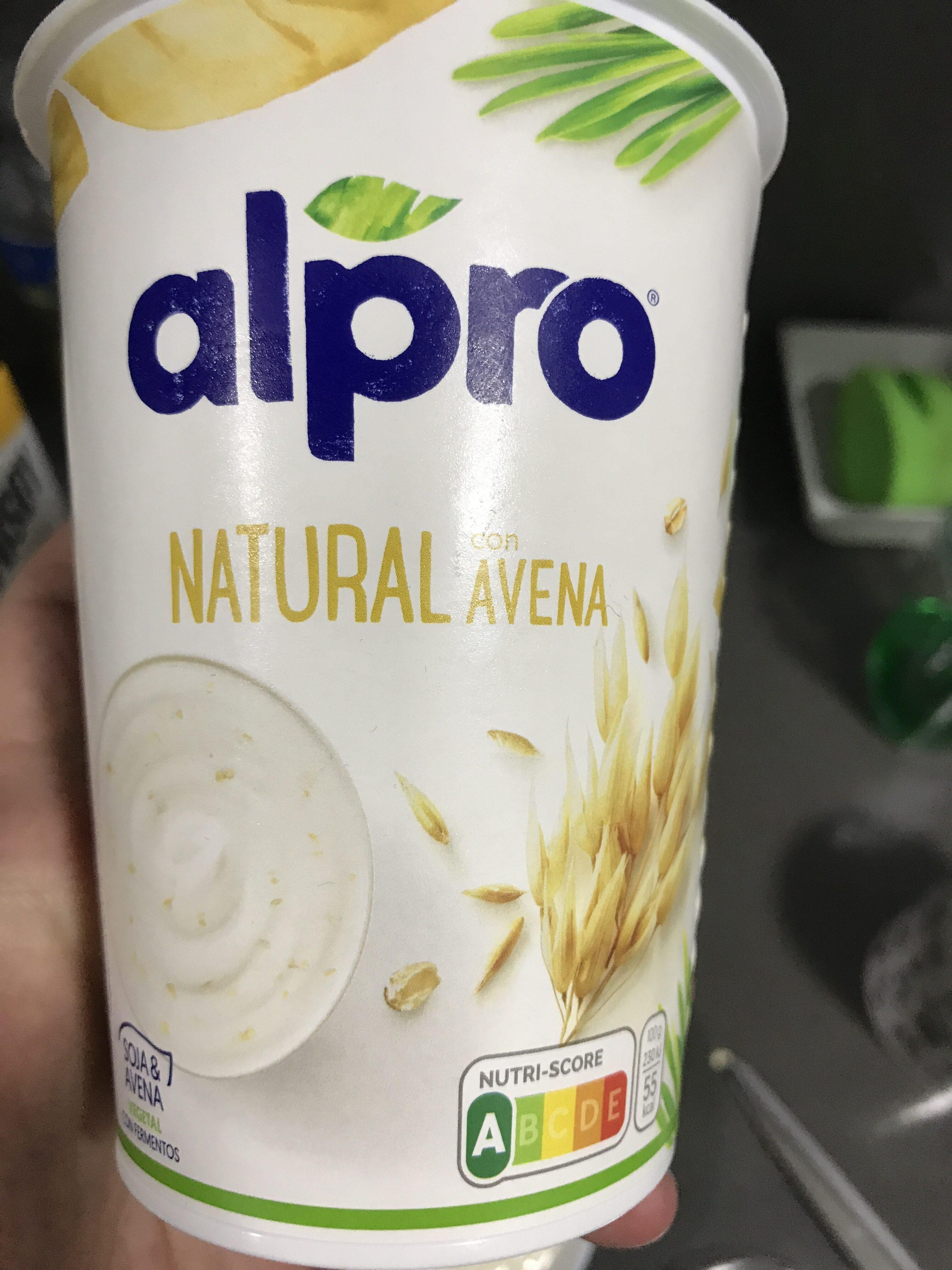 Natur mit Hafer - Product - en