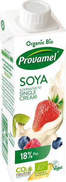 Organic bio Cuisine Soya - Product - fr
