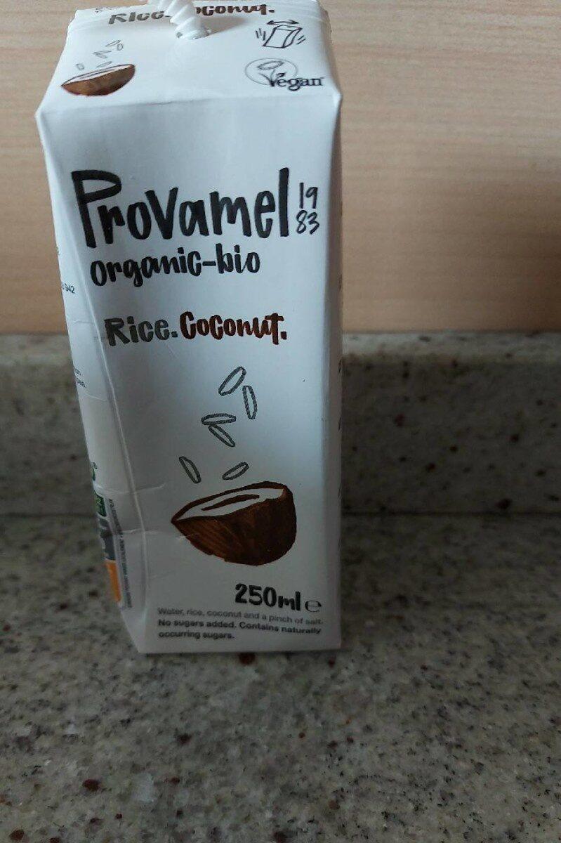 Rice  coconut - Prodotto - fr