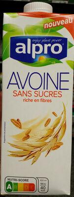Avoine Sans sucres - Produit - fr