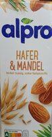 Alpro Hafer & Mandel - Prodotto - fr