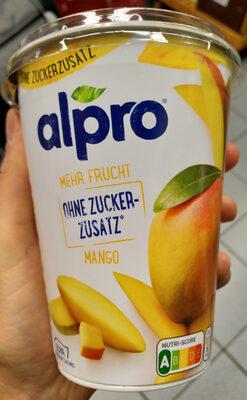 Mango mit mehr Frucht und ohne Zuckerzusatz - Produkt - de