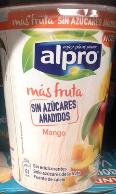 Alpro Mango - Product
