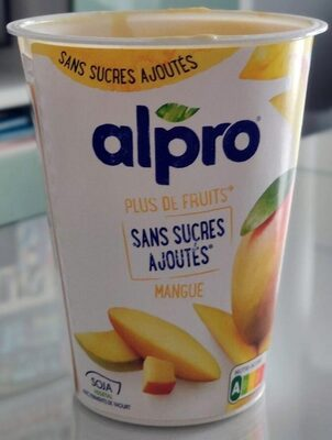 Mango mit mehr Frucht und ohne Zuckerzusatz - Produit - fr