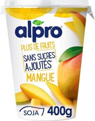 alpro mango - Produit - fr