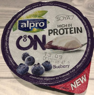 GO ON - High in protein - Product