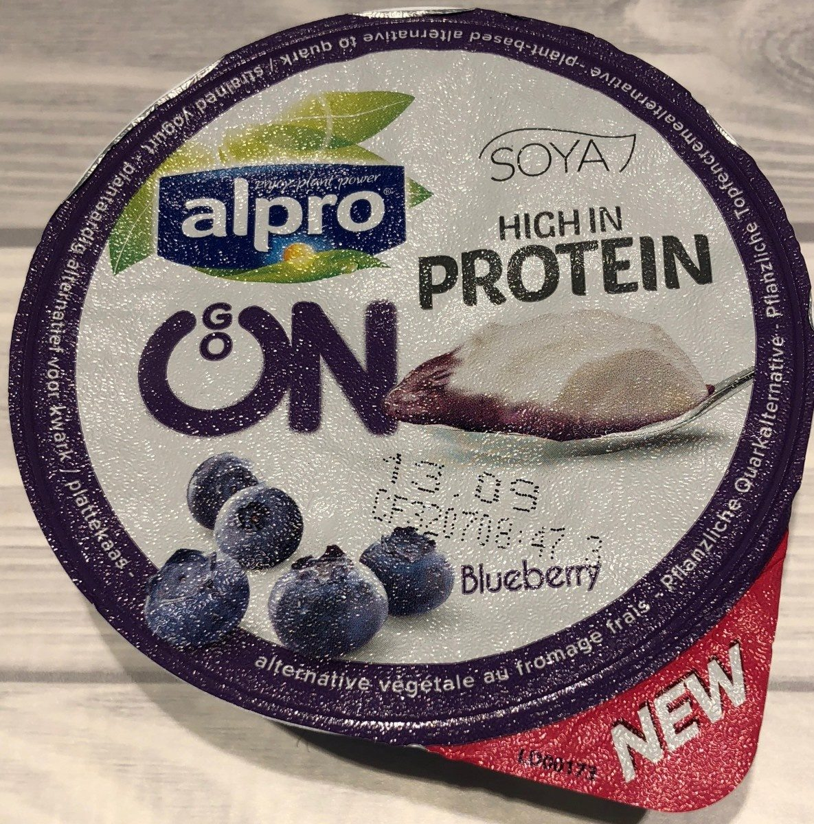 GO ON - High in protein - Product - nl