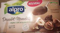 Dessert moment noisettes chocolat - Product - fr