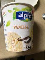 Alpro - Madagascan vanilla - Produit - fr
