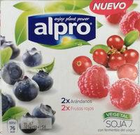 Especialidad vegetal de soja arándanos + de frutos - Produit - es