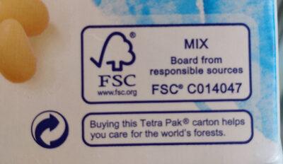 Barista soya - Recyclinginstructies en / of verpakkingsinformatie - en