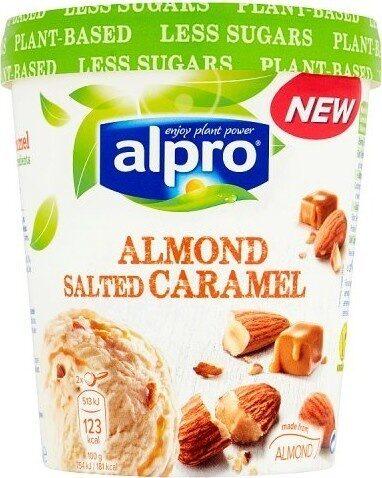 Almond Salted Caramel - Producte - en