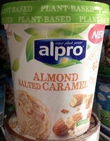 Almond salted caramel - Producto - es