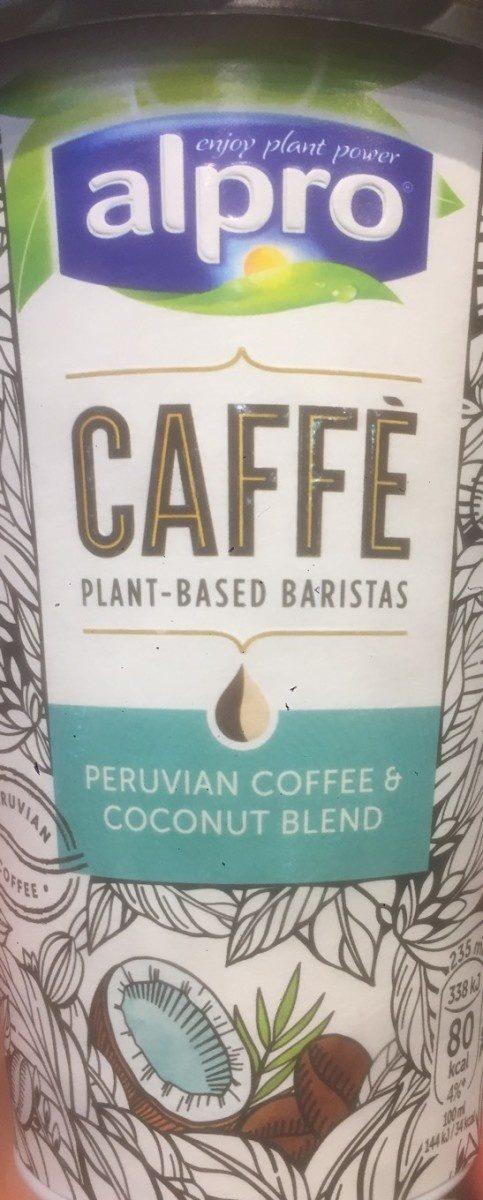 Caffè : Peruvian Coffee & Coconut Blend - Produit