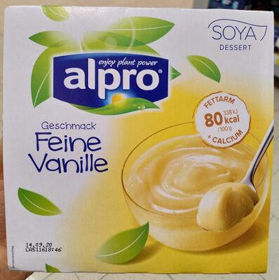 Soya dessert vanille - Produit