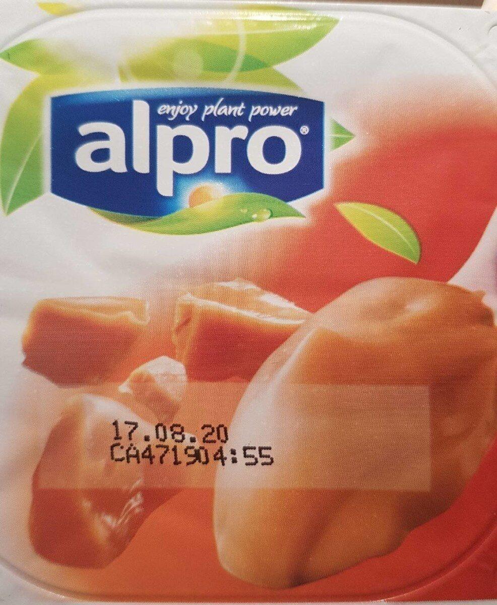 Alpro Caramel - Prodotto - fr