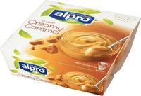 Alpro creamy and sweet caramel vegan - Prodotto - fr