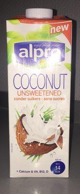 Bebida de coco sin azucares - Product - fr