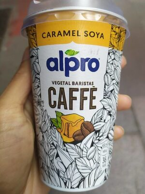Vegetal barista Caffè Caramel Soya - Producte - es