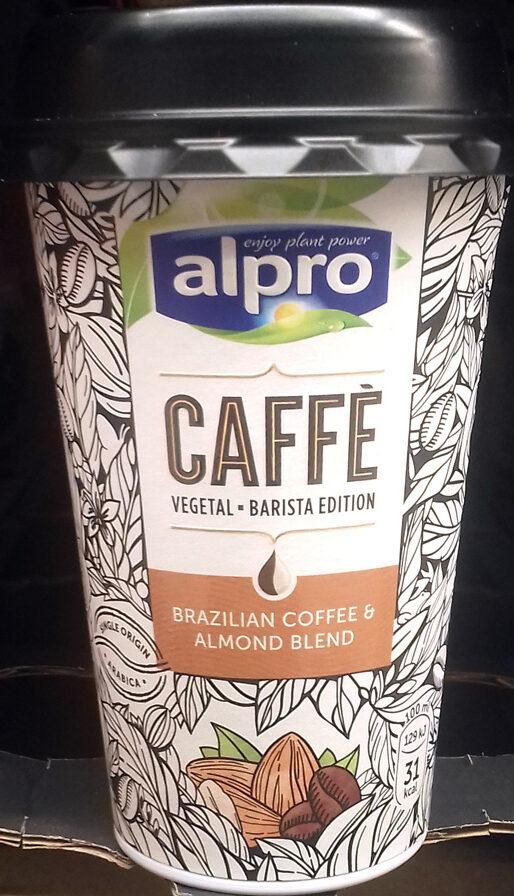 Caffé Brazilian coffee & almond blend - Product