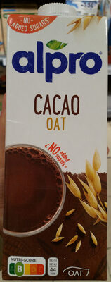 Cacao oat - Product - fr