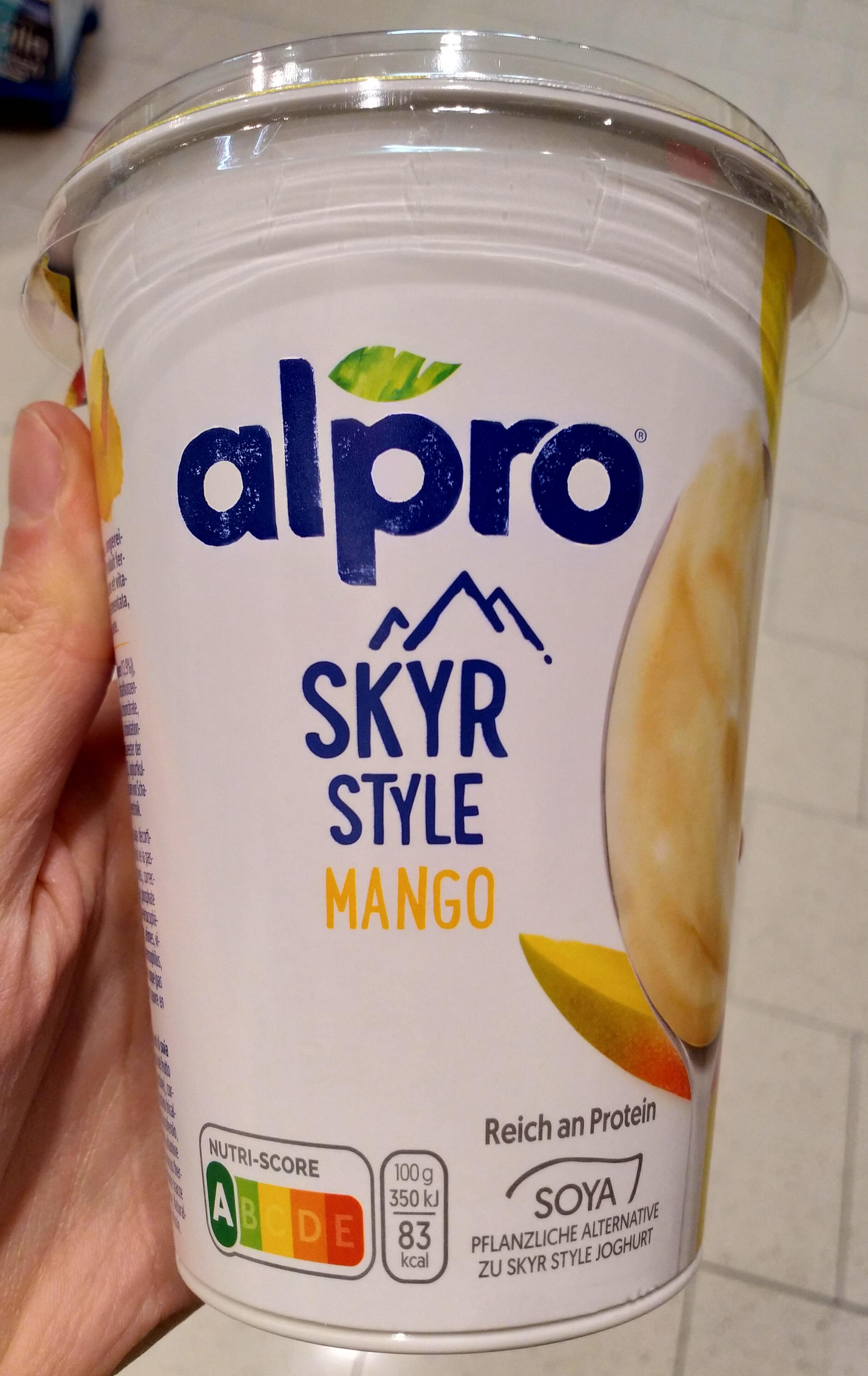Skyr style mango - Produit - fr